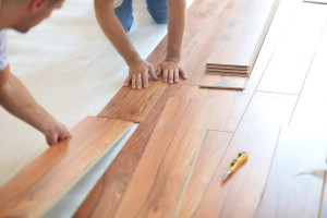 Laminate Flooring Installation by TCB Carpets