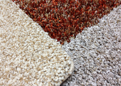 Plush & Textured Carpets