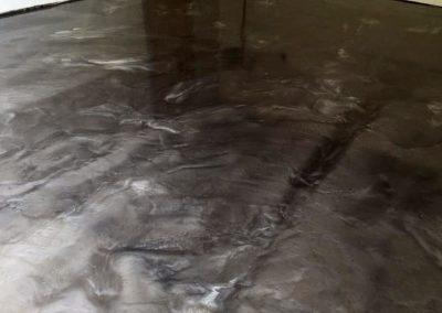 Lake Stevens, WA Polished Concrete
