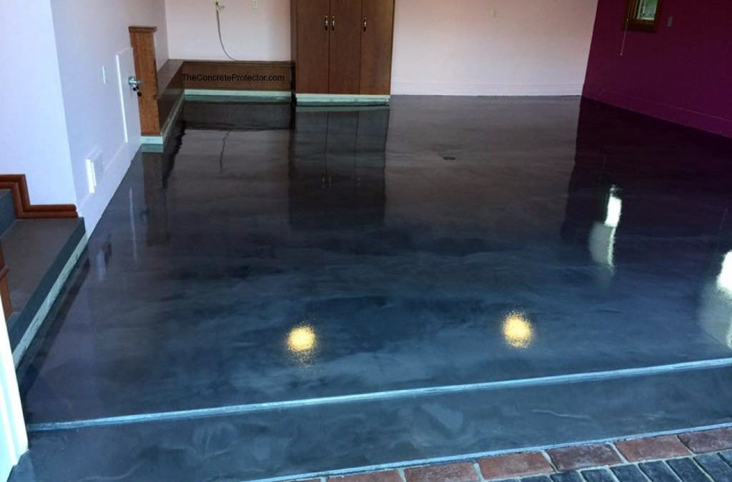 Kirkland, WA Polished Concrete