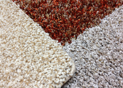 Plush and Textured Carpets